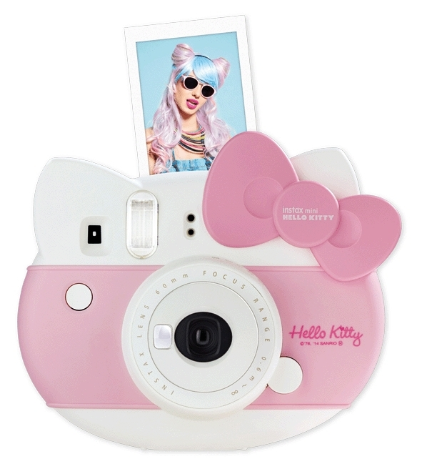 Fujifilm Instax Kamera Hello Kitty Set