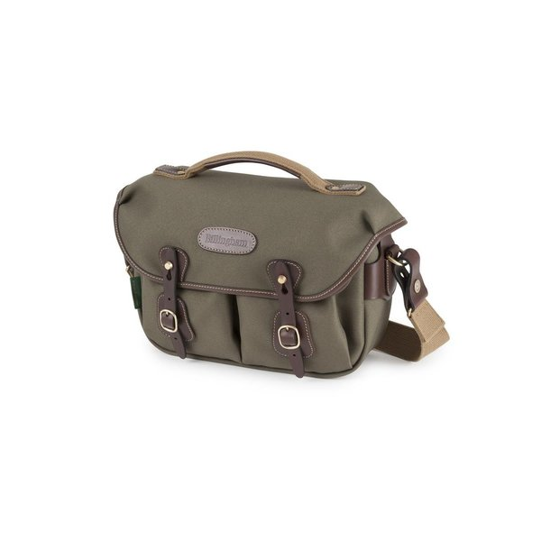 Billingham Hadley Small Pro Sage Fibrenyte/Chocolate